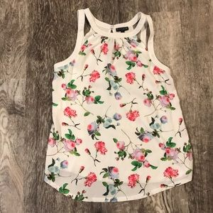✨5 for 15✨ express floral tank